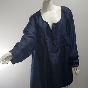 Lane Bryant  blouse  sz 26/28